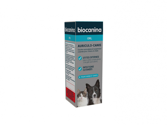 Biocanina Auriculo-canis - 20ml
