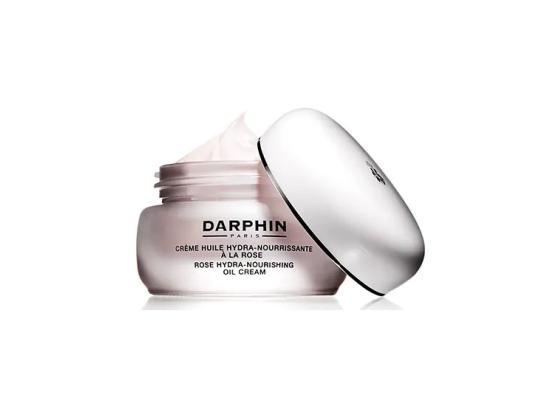 Darphin Crème huile Hydra-nourrissante à la rose - 50ml