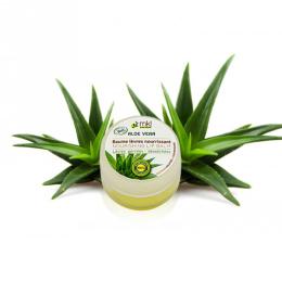 MKL Baume lèvres Aloe vera BIO - 10ml