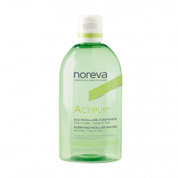 Noreva Actipur Solution micellaire purifiante - 500ml