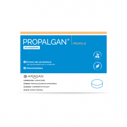 Aragan Propalgan adulte - 20 comprimés