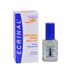 Ecrinal Durcisseur vernis brillant haute résistance - 10ml