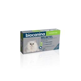 Biocanina Milbetel Chat - 2 comprimés