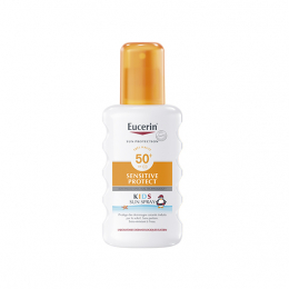 Eucerin SUN PROTECTION SENSITIVE PROTECT KIDS Spray SPF 50+ - 200ml