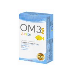 Om3 junior - 45 capsules