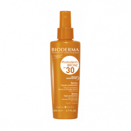 Bioderma Photoderm Bronz spray haute protection SPF30 - 200ml