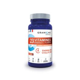 Granions 23 vitamines minéraux et plantes - 90 comprimés