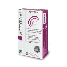 Codifra Actypral - 60 gélules