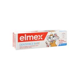 Elmex Dentifrice Bébé 0-2 ans - 50ml