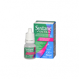 Alcon Systane Ultra gouttes oculaires lubrifiantes – 10ml