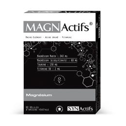 Aragan Synactifs MagnActifs - 60 gélules