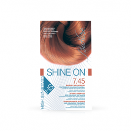 Bionike Shine on HS soin coloration - 7.45 Blond grenade