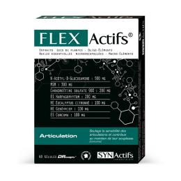 Aragan Synactifs flexactifs - 60 gélules