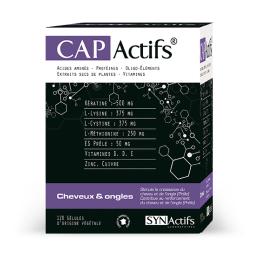 Aragan Synactifs Capactifs cheveux - 120 gélules