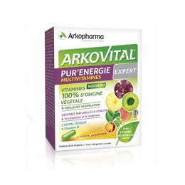 Arkopharma Arkovital Pur'énergie Expert - 60 gélules