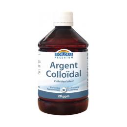 Biofloral Argent colloïdale 20PPM naturel - 500ml