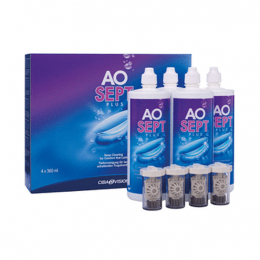 Aosept Plus Pack - 3x360ml + 90ml
