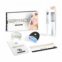 BBryance kit de blanchiement charbon actif