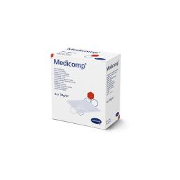 Medicomp compresse stérile non tissée 10X10cm - 50x2 compresses