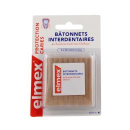 Bâtonnets interdentaires - 3x38