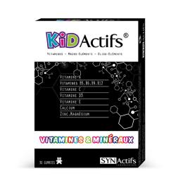 Aragan Synactifs Kidactifs - 30 géllules