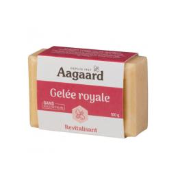 Aagaard Savon de la ruche Gelée royale - 100g