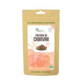 Valebio Protéine de Chanvre BIO - 200g