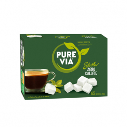 Pure Via Stevia - 65 morceaux