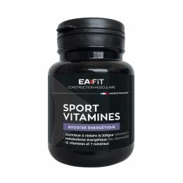 Eafit sport vitamines booster énergétique - 60 gélules