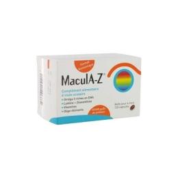 Horus pharma macula Z - 120 capsules