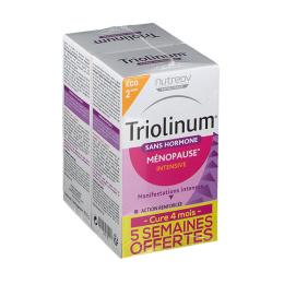 Nutreov Triolinum sans hormones ménopause - 2x56 capsules