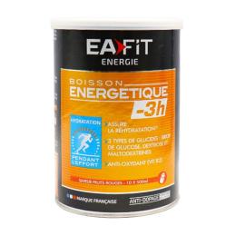 Boisson énergétique -3h saveur fruits rouges - 500g