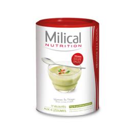Milical nutrition velouté 4 legumes