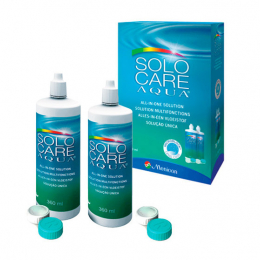 Menicon Solocare aqua - 2x360ml