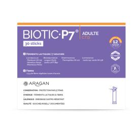 Aragan biotic 7 adulte C.T.D - 30 sticks