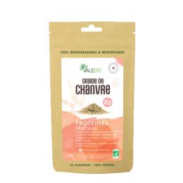 Valebio Graine de Chanvre BIO -200g