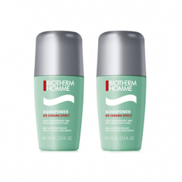 Biotherm Homme Déodorant Aquapower Ice cooling effect - 2x75ml