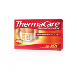 ThermaCare Dos - 4 Patchs