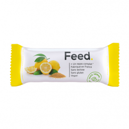 Barre repas citron amarante - 100g