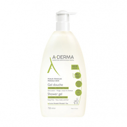 A-Derma Gel Douche hydra-protect - 750ml