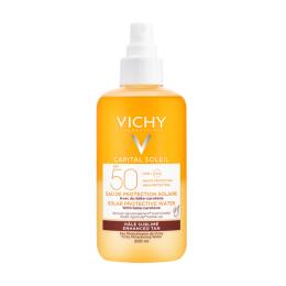 Vichy Capital soleil eau de protection solaire hâle sublimé SPF50 - 200ml