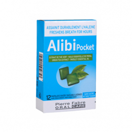 Alibi Pocket - 12 pastilles