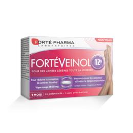 Forté Pharma Fortéveinol 12h - 30 comprimés