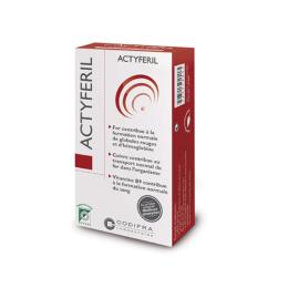 Codifra Actyferil - 60 gélules