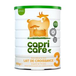 Capricare Lait de chèvre 3ème âge - 800g