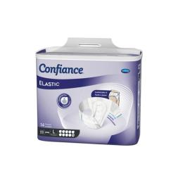 Hartmann Confiance Elastic Change complet Taille L 10 gouttes - 14 changes