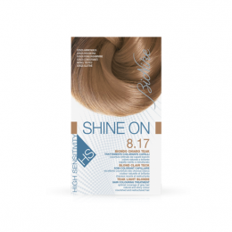 Bionike Shine on HS soin coloration - 8.17 blond clair teck