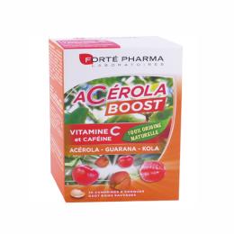 Forté pharma Acérola boost vitamine C - 30 comprimes