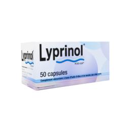 Health Prevent Lyprinol - 50 capsules