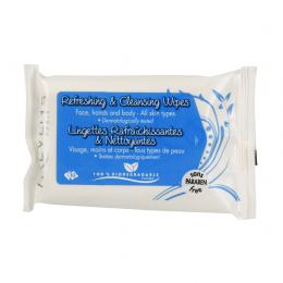 Prevens Lingettes rafraîchissantes et nettoyantes - x10